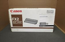 Canon FX2 Black Toner LaserJet Printer Cartridge 3000 Pages H11-6321 5000 , 5500