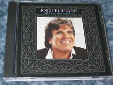 "JOSE FELICIANO CD ""ALL TIME GREATEST HITS"" 1988 BMG RECORDS"