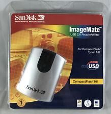 SanDisk ImageMate USB 2.0 Card Reader/Writer Compact Flash Type I & II NEW