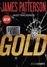 Private: Gold  (ExLib) by James Patterson