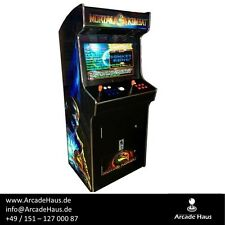 """Arcade Videospielautomat / JAMMA System / 2019 Spiele / 26"""" Monitor"""