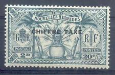 NOUV HEBRIDES 1925 TT 2 ** POSTFRISCH(D3768