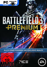 BF3 Battlefield 3 Premium Service Code / EA Origin Download Key PC [DE] Add-on