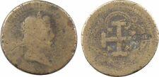 Louis XIV, poids monétaire du double louis aux 8 L - 53