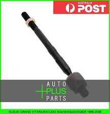 Fits SUZUKI GRAND VITARA/ESCUDO SQ416/SQ420/SQ625 - Steering Rack End Tie Rod