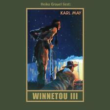 Winnetou III. mp3-CD von Karl May (2010)