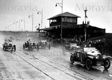"""Photographie,  """"Les 24 heures du Mans 1923""""     /    15 x 20"""
