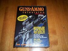 GUNS & AMMO Firearms Guns Gun Shooting Rifle AR Pistols 4 DVD SET SEALED NEW