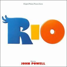 Rio (John Powell), New Music