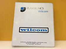 Plantronics Wilcom 1983 Products + Price List Catalog