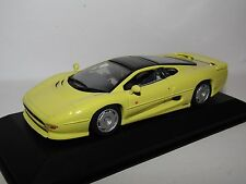 MINICHAMPS JAGUAR XJ220 YELLOW 1/43