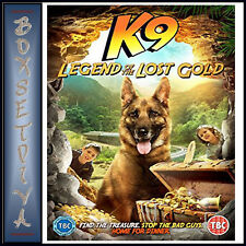 K9 ADVENTURE -LEGEND OF THE LOST GOLD  ***BRAND NEW DVD****