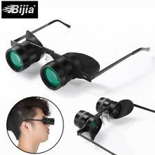 GB New BIJIA 10X34 HD Zoom Lens Portable Fishing Eyeglasses Binocular Telescope