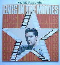 ELVIS PRESLEY - Elvis In The Movies - Ex Con LP Record Readers Digest RDS 9007