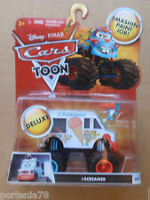 Disney Cars Toon Deluxe #25 I-SCREAMER