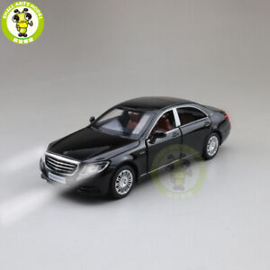 1/32 Benz S CLASS S600 Pull Back Car Diecast MODEL CAR Toys kids Gifts