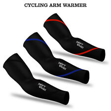 Cycling Arm Warmers Unisex Adult Thermal Sleeves Running Biking Outdoor Sports