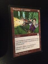 MTG MAGIC WEATHERLIGHT NULL ROD (FRENCH BAGUETTE DE CASSATION) NM