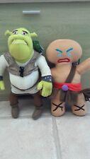 DreamWorks Shrek And Gingerbread Man Soft Cuddly Toys