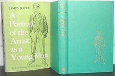 JAMES JOYCE A Portrait of the Artist as a Young Man HARDBACK Irish IRELAND illus