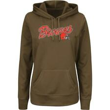NFL Cleveland Browns Women's TX3 Warm Pull Over Hoodie Jacket