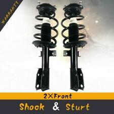 Quick Complete Struts Assembly Gas Shocks For 2007-2012 GMC Acadia Front Pair