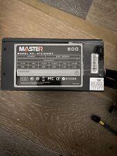 Master ATX 800WT 800 Watt Semi Modular PSU