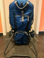 Deuter Kid Comfort 2 Kindertrage 16 Liter; Blau, Gebraucht