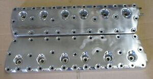 1935 1936 1937 1938 1939 LINCOLN K CYLINDER HEADS - PAIR