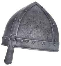 Normannen Nasalhelm Bogenschütze Helm ritterhelm Wikingerhelm Wikinger LARP
