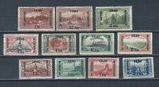 Btitish Comm Iraq Mesopotamia mint 1918 stamp set to 2 rupees