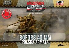1/72 First to fight PL1939-036 Polish anti-aircraft cannon Bofors 40mm
