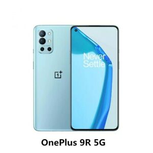 "OnePlus 9R 256GB 12GB RAM LE2100 (FACTORY UNLOCKED) 6.55"" Snapdragon 870 48MP"
