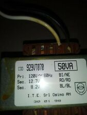 50Va Power Transformer Cod 929Vt070 maybe for musical instruments or mix boards.