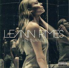 LeAnn Rimes: Remnants - as new CD (2016)