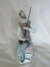 Lladro Oration Brand Brand New In Box #5357 Man With Sword Book Save$ F/Sh