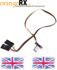 GOPRO GO PRO Hero 3 Hero 4 SUPER SLIM FPV VIDEO OUT LEAD + POWER CABLE RC Lead