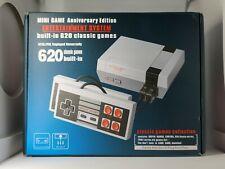 Mini Retro Includes 620 Classic Games For Nintendo Nes Console +2 Controller Rca