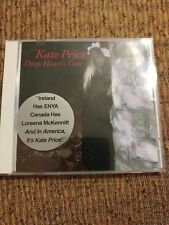 Deep Heart's Core by Kate Price (CD, 1995, Access Music Label) TMCD-1021