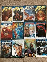 Aquaman Rebirth Graphic Novel Lot Set TPB vol 1 2 3 4 5 6 Flash Batman Nightwing