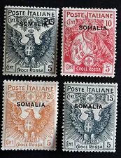 Timbre SOMALIE ITALIENNE / ITALIAN SOMALIA Stamp - YT n°20 à 23 n* (Cyn20)