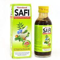 2 X Unani Hamdard Safi 100 ml Syrup Free Shipping