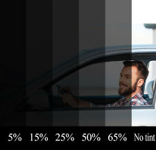 3M x 50CM 65% PELLICOLA OSCURANTE PER VETRI AUTO NERO