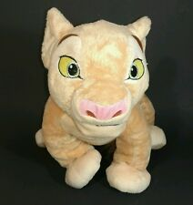 Disney Lion King Store Exclusive 14 Inch Deluxe Plush Figure Young Nala Patch