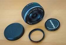 Olympus M.ZUIKO 17mm/f2.8 lens (micro 4/3)