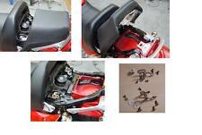 Yamaha V-Max 1200 Pillion Seat Mechanism