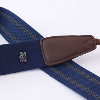 Navy Blue Adjustable Non-Slip Strong Cam-in DSLR Camera Strap CAM1207A2 UK stock