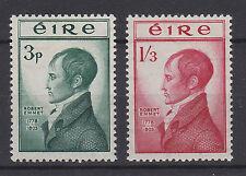 IRELAND 1953 EMMET SG 156-157 MINT.