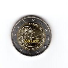 2 EURO COMMEMORATIVO PORTOGALLO 2010
