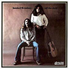 Off the Shelf by Batdorf & Rodney (CD, Aug-2005) USED  CD